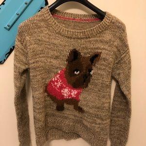 Sweaters - Puppy dog sweater size medium